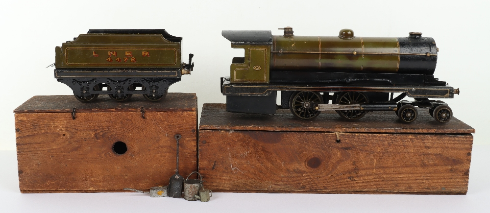 Bowman boxed 0 gauge live steam 234 4-4-0 locomotive and 250 tender - Image 3 of 5