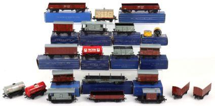 Hornby Dublo wagons