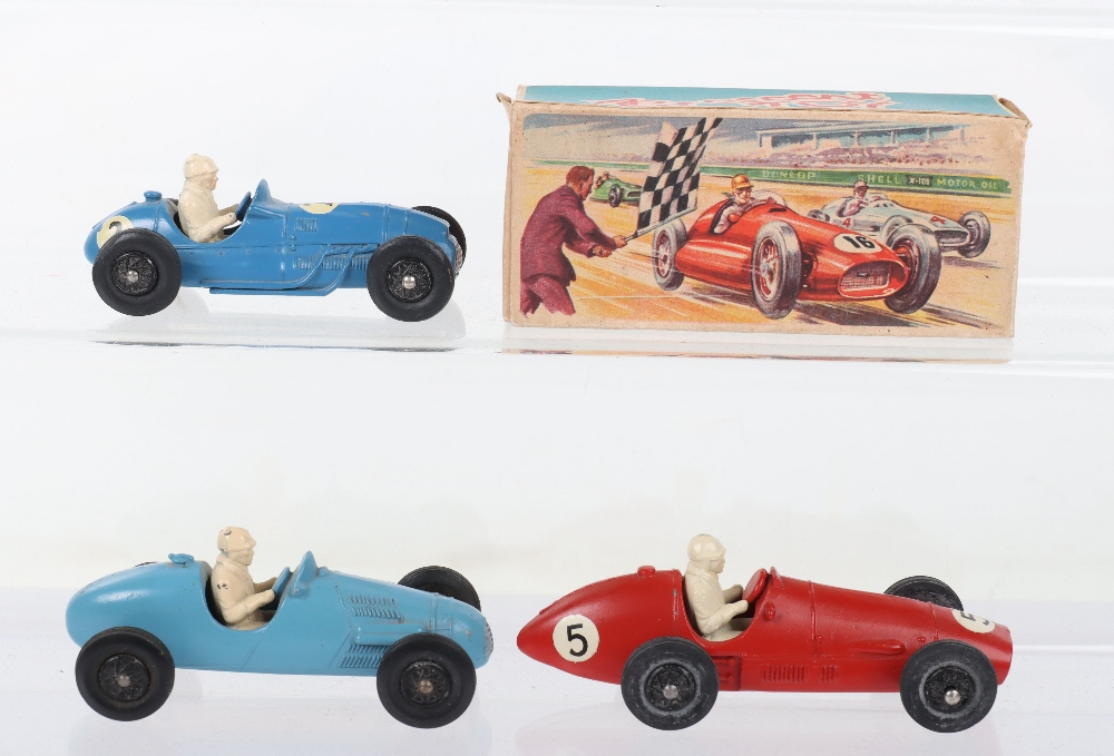 Three Crescent Toys Racing Cars - Image 2 of 2