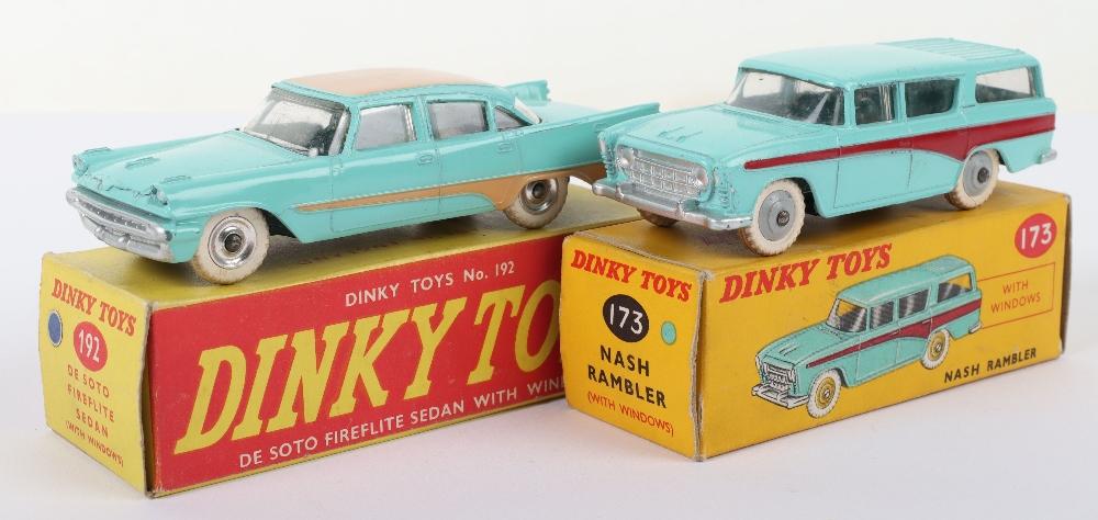 Dinky Toys 192 De Soto Fireflite Sedan