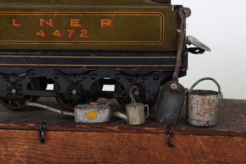 Bowman boxed 0 gauge live steam 234 4-4-0 locomotive and 250 tender - Image 2 of 5