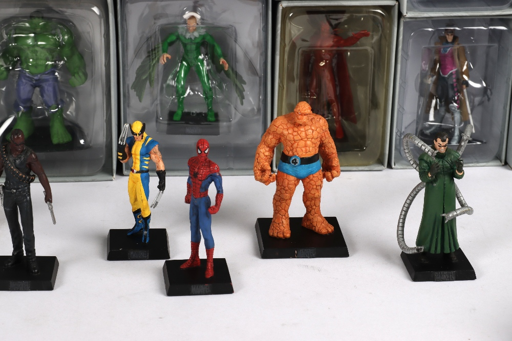 """Quantity of """"The Classic Marvel Figurine Collection"""" by Eaglemoss - Image 7 of 12"""