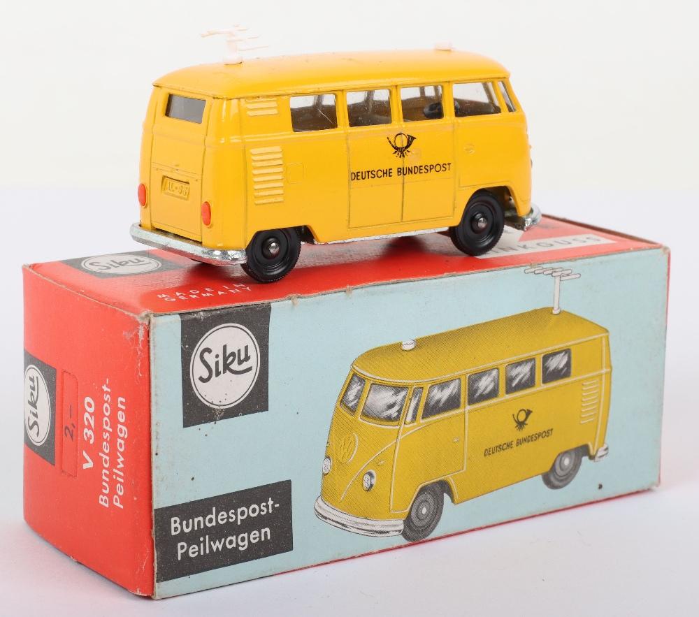 Siku (Germany) V 320 Volkswagen Bus Deutsche Bundespost Peilwagon - Image 2 of 3