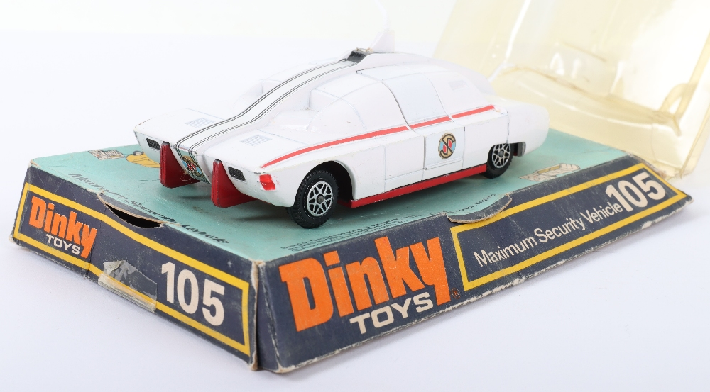 Dinky Toys 104 Maximum Security Vehicle from 'Captain Scarlet' - Image 3 of 4