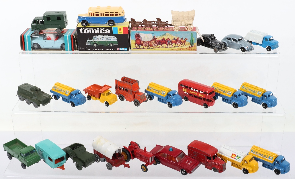 A Quantity of mixed Miniature diecast vehicles - Image 3 of 3