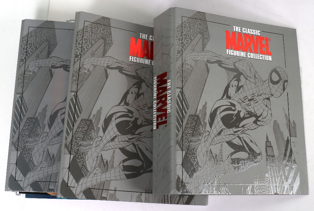 """Quantity of """"The Classic Marvel Figurine Collection"""" by Eaglemoss - Image 3 of 12"""