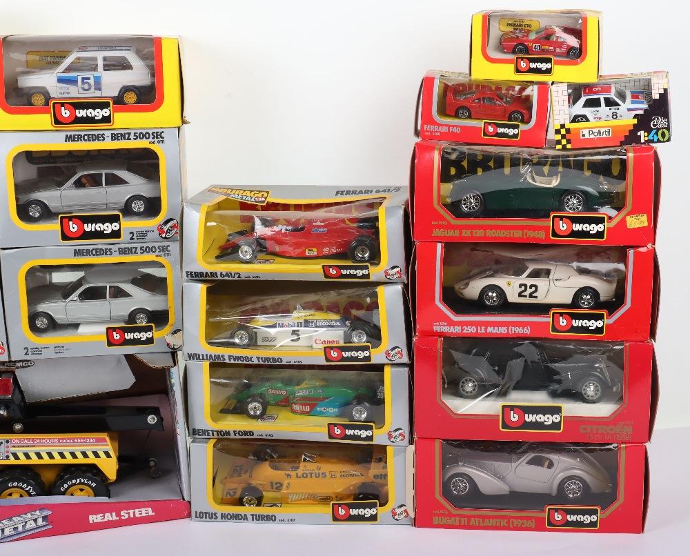 Quantity of Burago Die-cast boxed model cars - Image 3 of 3