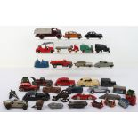 An Interesting lot of mixed unboxed vehicles