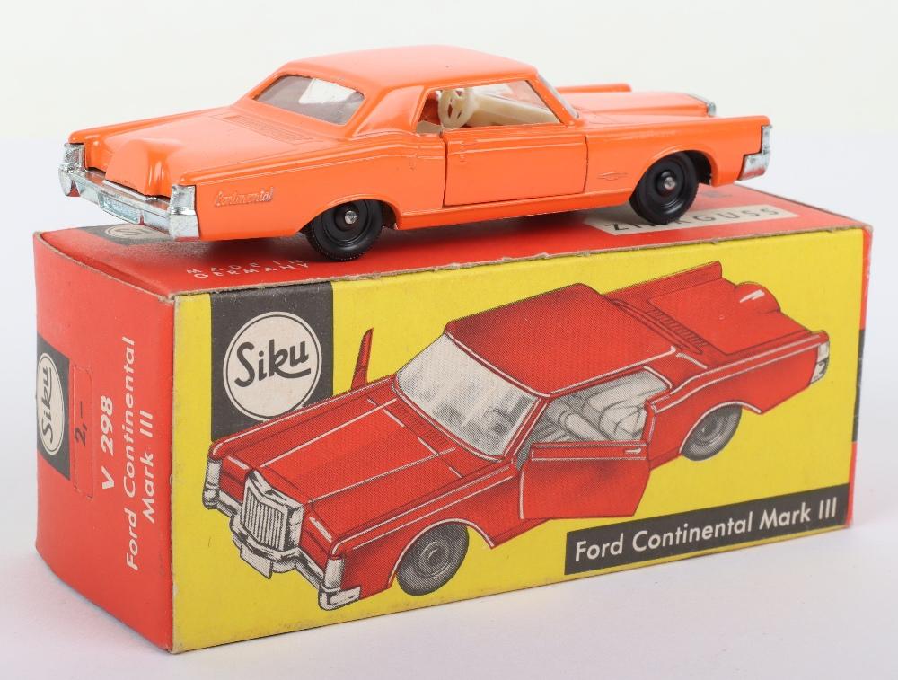 Siku (Germany) V 298 Ford Continental Mark III - Image 2 of 3