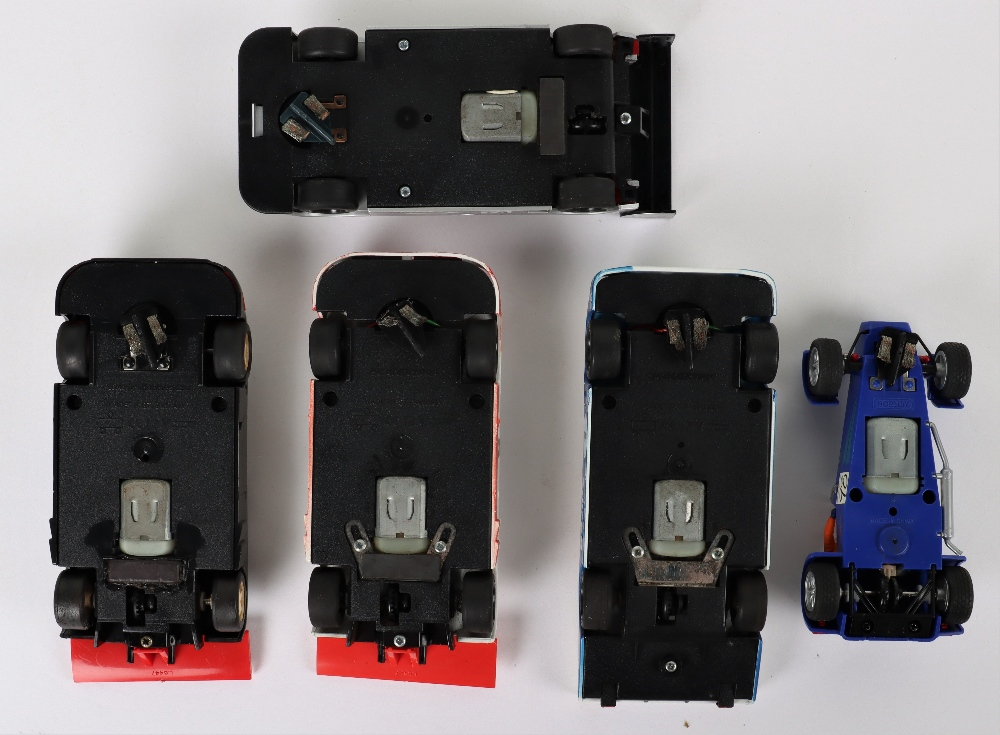 Five Unboxed Scalextric Slot Cars - Image 3 of 3
