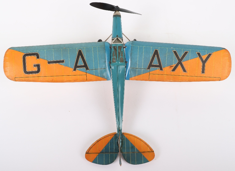 Frog Aeroplane Model De Havilland 80A Puss Moth - Image 3 of 10