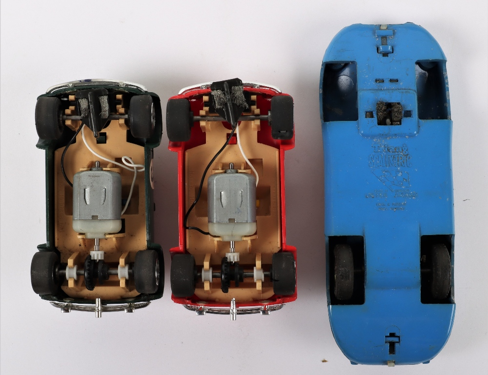 Eight Unboxed Hornby Hobbies Scalextric Slot Cars - Image 3 of 4