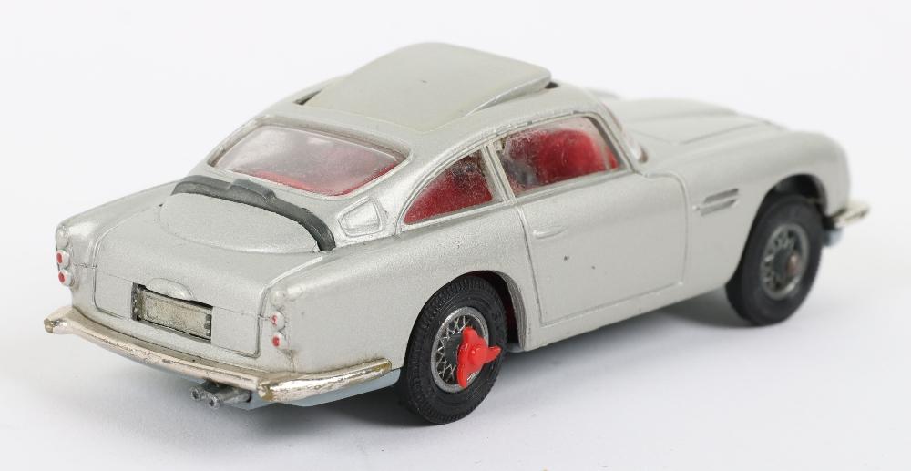 Corgi Toys 270 James Bond Aston Martin slim window box - Image 4 of 8
