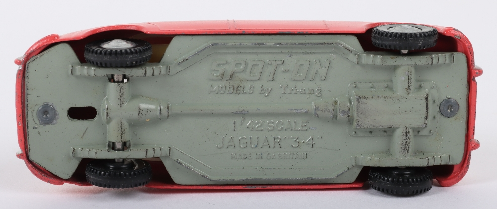 Tri-ang Spot On Model 114 Jaguar 3.4 Mark 1 Saloon - Image 3 of 3