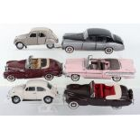 Collection of Franklin Mint Loose Die-cast Model