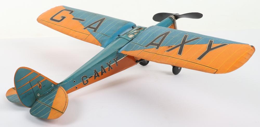 Frog Aeroplane Model De Havilland 80A Puss Moth - Image 5 of 10