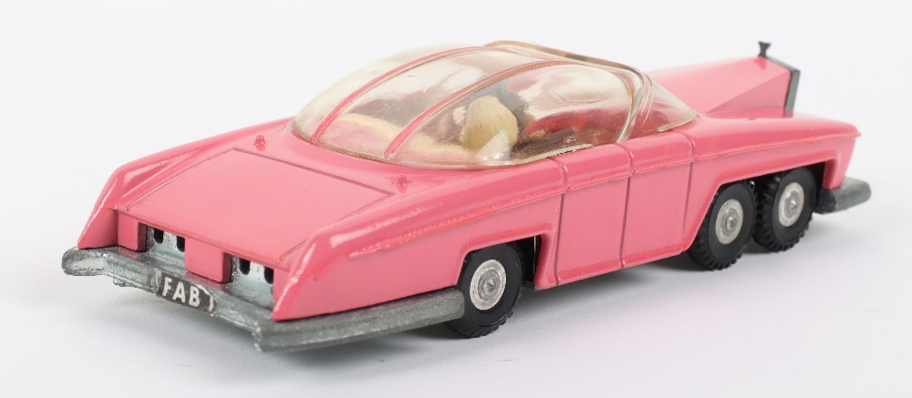 Dinky Toys Boxed 100 Lady Penelope's FAB 1 From TV series 'Thunderbirds - Image 4 of 7