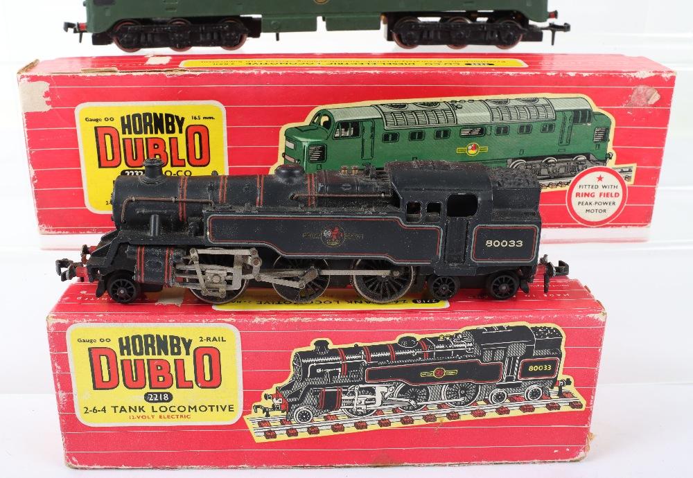 Three Boxed Hornby Dublo 00 Gauge 2-Rail Locomotives - Image 2 of 5