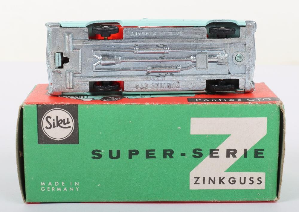 Siku (Germany) V 277 Pontiac GTO - Image 3 of 3