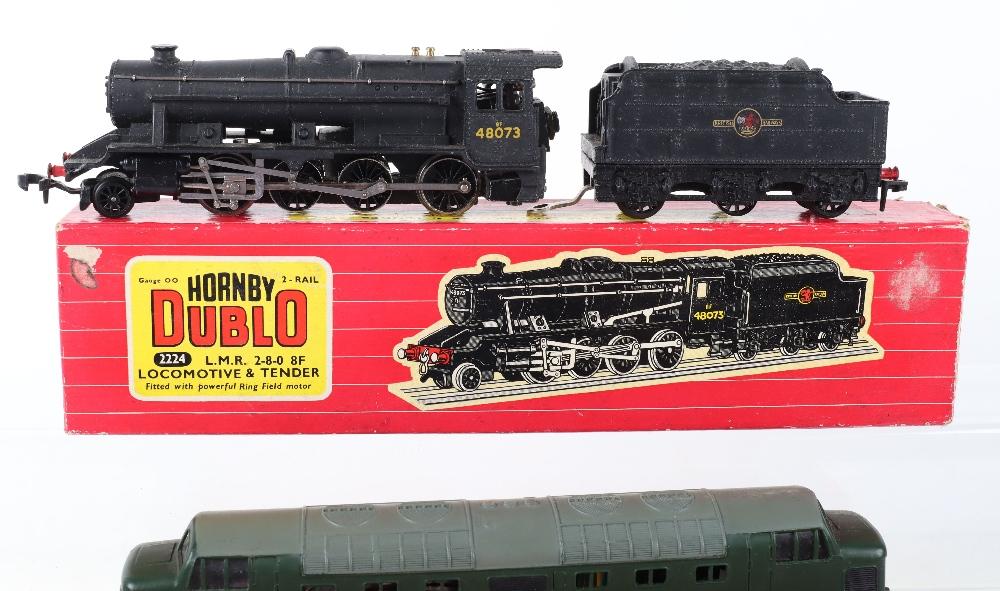 Three Boxed Hornby Dublo 00 Gauge 2-Rail Locomotives - Image 4 of 5
