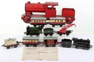 Hornby 0 Gauge Trains