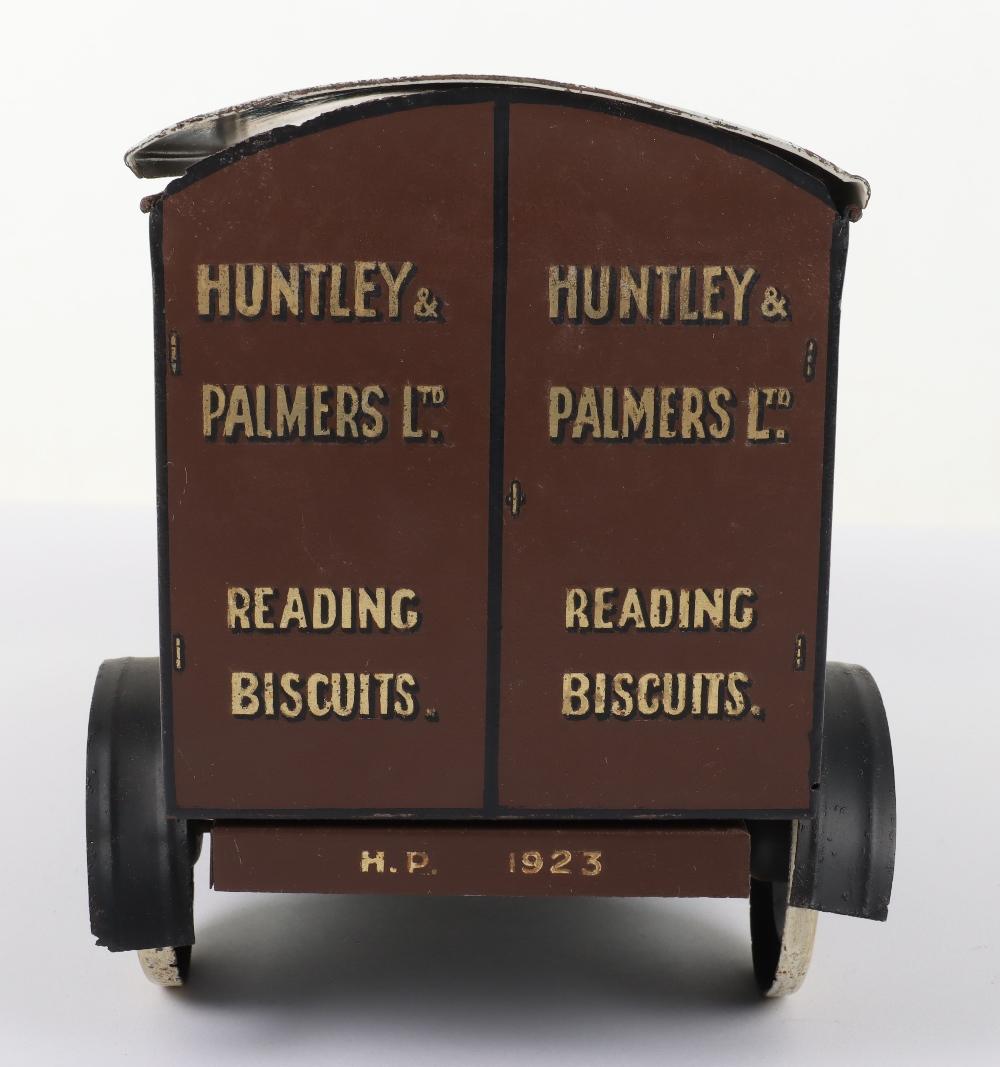 Huntley & Palmers Ltd Reading Biscuits Tinplate Delivery Van - Image 5 of 7