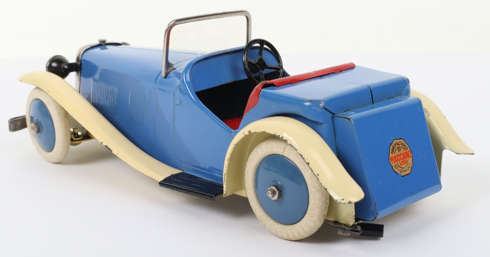 Meccano M223 Non- Constructor Two-Seater Sports Car - Image 3 of 6