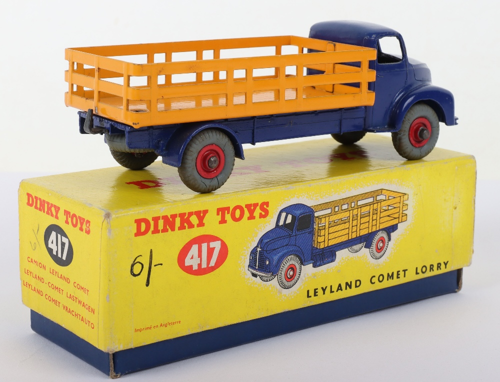 Dinky Toys 417 Leyland Comet Lorry - Image 2 of 3