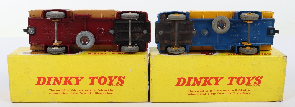 Two Boxed Dinky Toys 408/522 Big Bedford Lorries - Image 3 of 3
