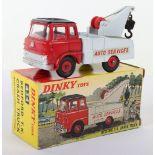 Dinky Toys 434 Bedford T.K Crash Truck