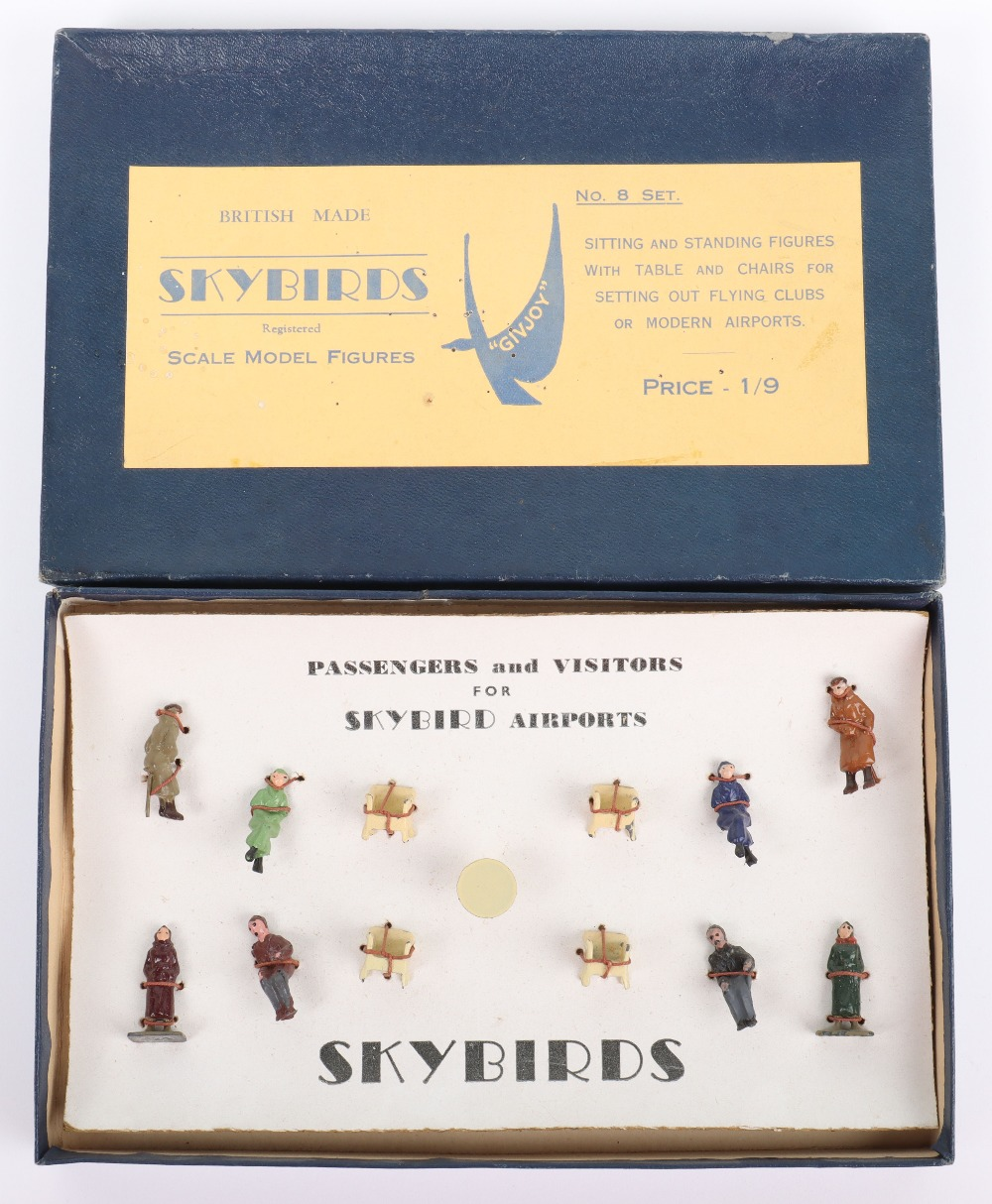 Boxed Skybirds No 8 Airport Set