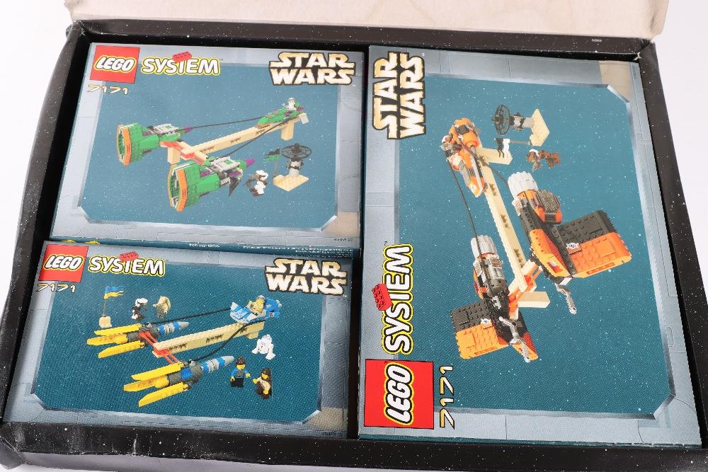 Lego Star Wars system set 7171 - Image 2 of 2