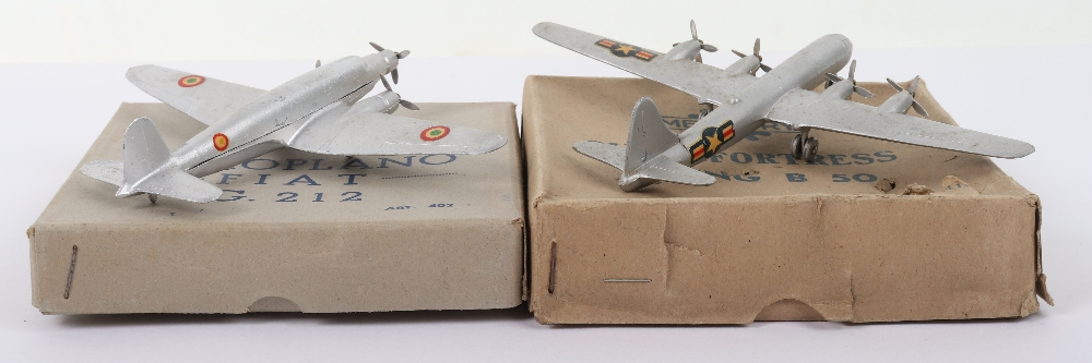 Two Boxed Mercury (Italy) Diecast Aircraft Models - Image 2 of 3