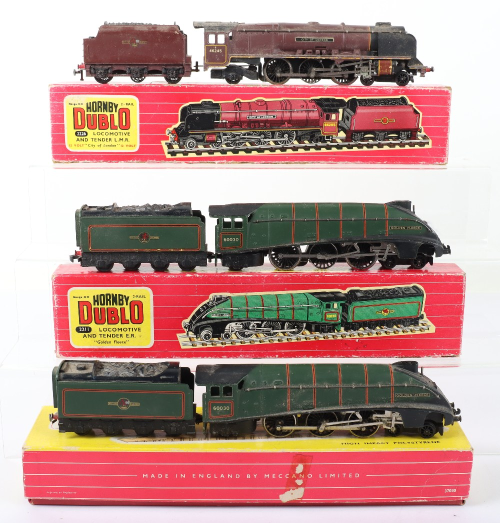Boxed Hornby Dublo 00 Gauge 2-Rail Locomotives and Tenders - Image 2 of 2