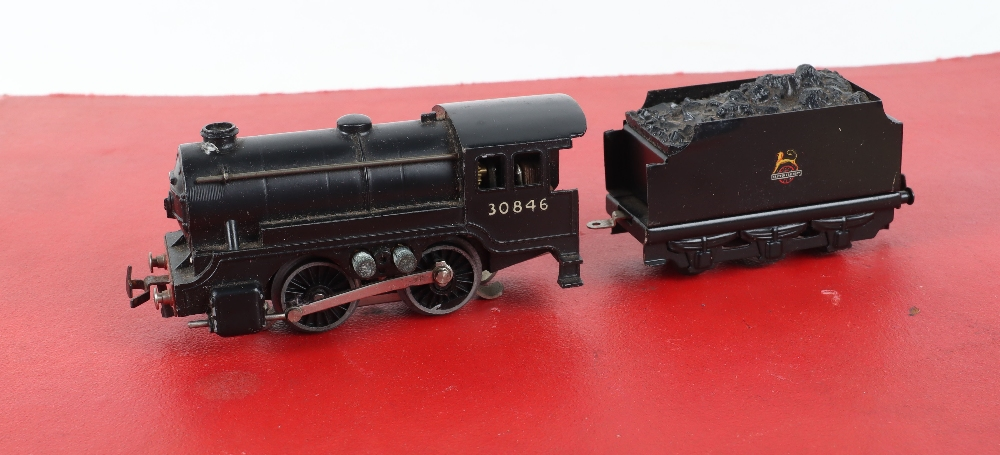 Boxed Trix 3-Rail Twin Railway Engine and Tender - Image 4 of 7