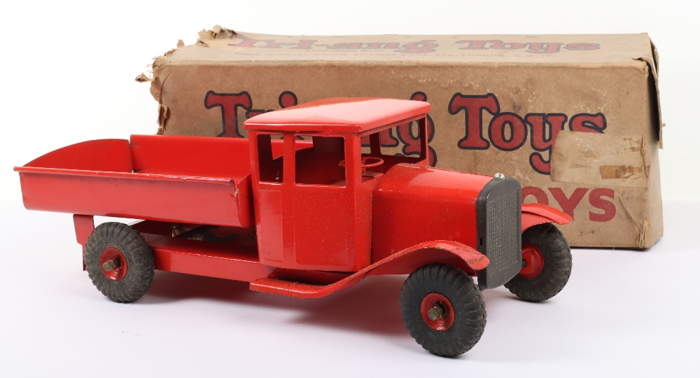 Boxed Triang Toys Bedford Tip Lorry - Image 2 of 5