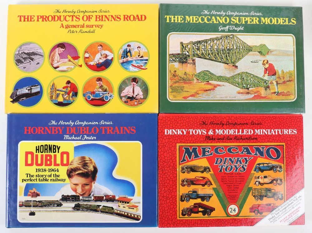 Eight Hornby Companion Series reference books by New Cavendish Books - Image 2 of 3
