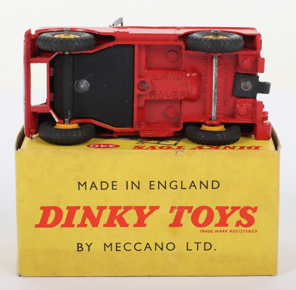 Scarce Dinky Toys 340 Land-Rover Later Issue - Image 3 of 3