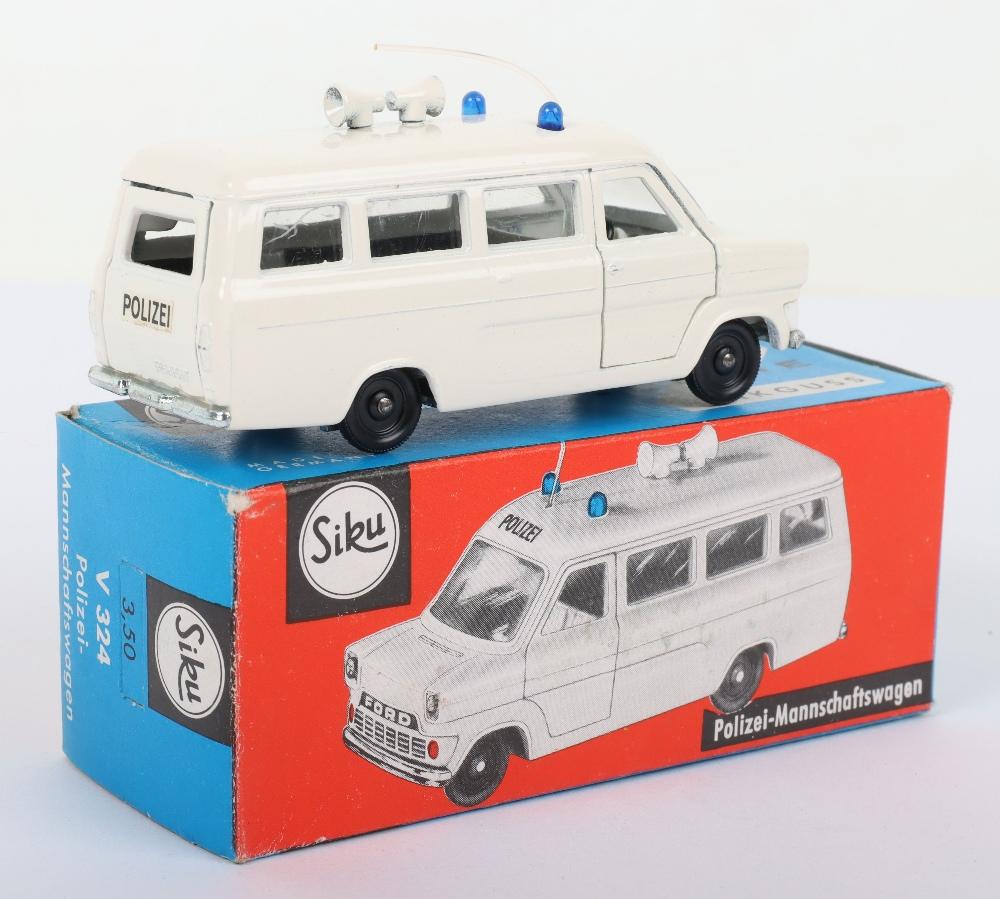 Siku (Germany) V 324 Ford Transit Polizei Van - Image 2 of 5
