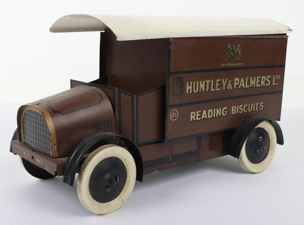 Huntley & Palmers Ltd Reading Biscuits Tinplate Delivery Van