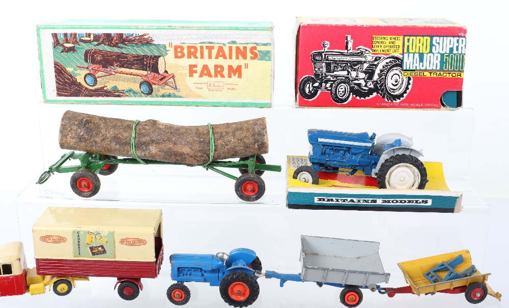 Britain's 9527 Ford Super Major 5000 Diesel Tractor - Image 2 of 3