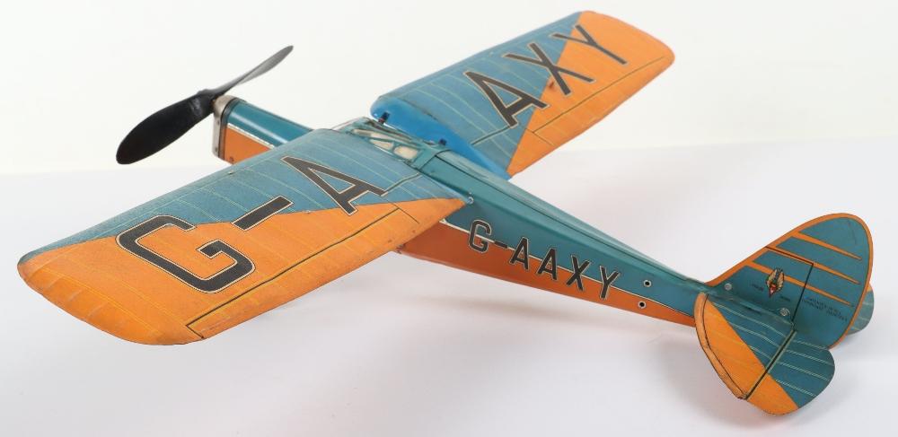 Frog Aeroplane Model De Havilland 80A Puss Moth - Image 6 of 10