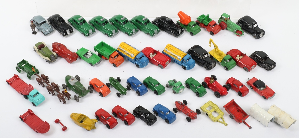 A Quantity of mixed Miniature diecast vehicles - Image 2 of 3