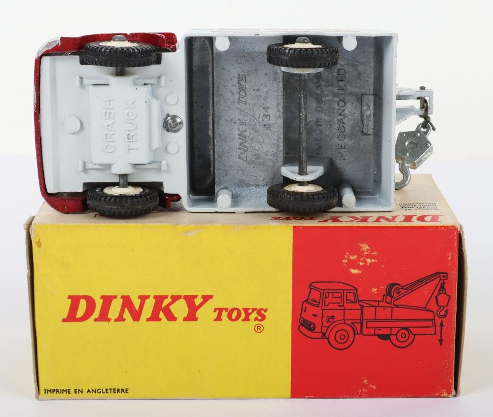 Dinky Toys 434 Bedford T.K Crash Truck - Image 3 of 3