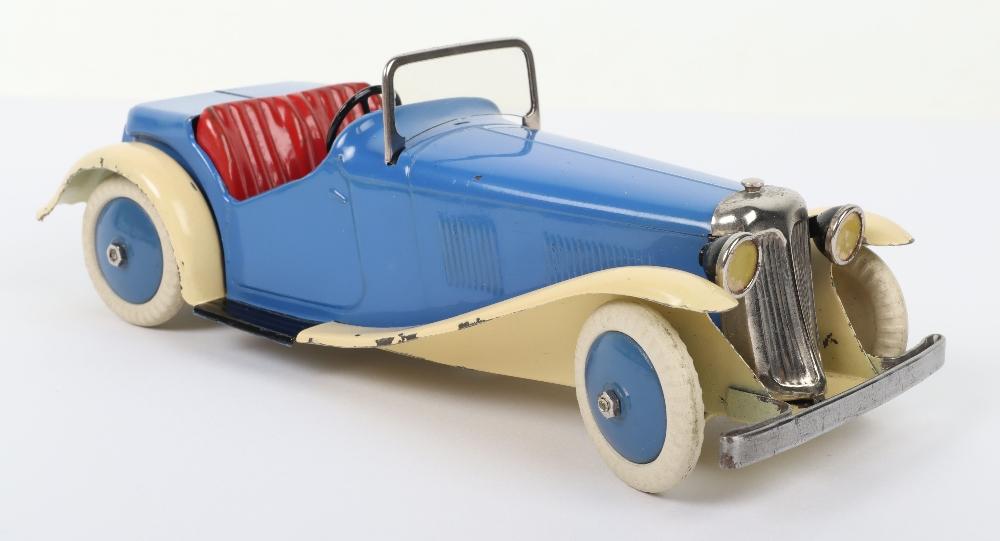 Meccano M223 Non- Constructor Two-Seater Sports Car