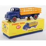 Dinky Toys 417 Leyland Comet Lorry