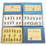 Three Skybird Figures sets