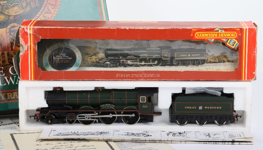 Hornby Railways 150th Anniversary of the G.W.R commemorative Ltd Edition set - Image 3 of 5