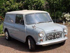 1965 Morris Mini Van 850,