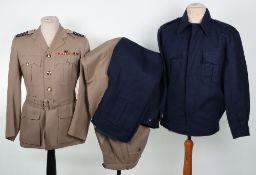 Royal Australian Air Force Private Purchase Battle Dress Uniform Set